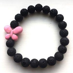 Kids Butterfly Diffuser Bracelets